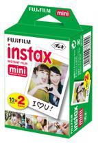 Filme Instantâneo Fujifilm Instax- total de 20 fotos -