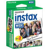 Filme Instantâneo Fujifilm Instax Wide (20 fotos) -