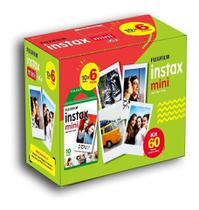 Filme Instax C/ 60 Poses - Fujifilm