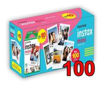 Filme Instax Mini 100 poses - Fuji Film