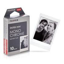 Filme INSTAX Mini Monochrome - 10 Fotos Fujifilm -