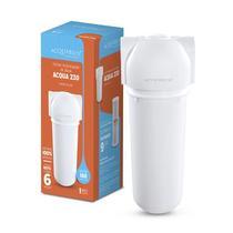 Filtro Acqua 230 Branco Ab230 Conexão 1/2 - Acqua230Brca - Acquabios