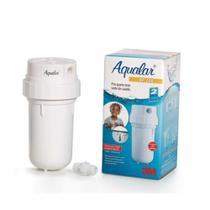 Filtro Água 3m Multiuso Aqualar Ap200 Branco - Original -