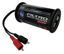 Filtro Anti Ruído Eletromagnético JFA 20/20k - P/ Toca Cd Dvd Radio Player Modulo Som -