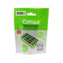 Filtro Antibacteria Antiodor Refrigerador Bem-Estar - Consul - Brastemp / Consul