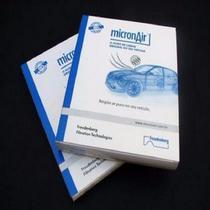 Filtro Ar Condicionado Carvão Ativado GM Vectra (Novo) 06- / Astra (99-) - Micronair -