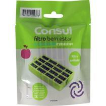 Filtro bem estar desodorizador antibacteria geladeira consul w10515645 original - Brastemp Consul