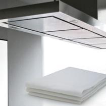 Filtro Branco para Coifa/ Exaustor 60x80cm/para fogão de até 6 bocas- 2 unidades - VB Home
