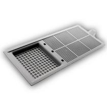 Filtro Calha Cinza Lava-louça W10371118 - Brastemp