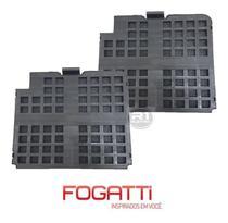 Filtro Carvão Ativado Coifa Fogatti Slim -