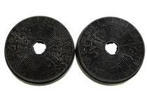 Filtro Carvão Ativado Coifas Tramontina 17,5cm (kit 2peças) - Sd