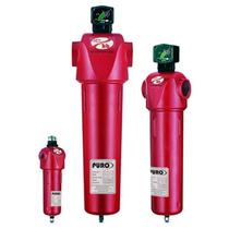 Filtro Coalescente HB A2-0030G Puro 1/2 64 Pcm Pos Dreno Automático Copo Alumínio Indicador de Saturação DPS - Hb Ar Comprimido