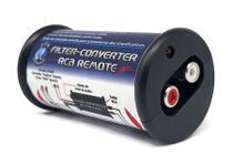 Filtro Conversor RCA com Saída Remota JFA -