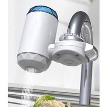 Filtro de Água Purificador Torneira Cozinha Pia Ecologico Adaptador Universal Casa - Abmidia