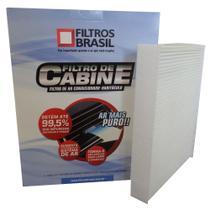 Filtro de ar condicionado - Fiat Bravo Stilo e Nissan Sentra até 2006 - Filtros Brasil -