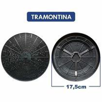 Filtro de Carvão Ativado p/ Coifa Tramontina Vetro Original -