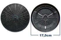 Filtro de Carvão Ativado p/ Depurador Fischer Slim -