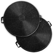 Filtro De Carvão Ativado Para Coifa Cata (par) -