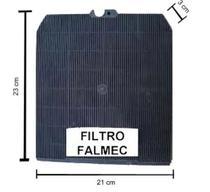Filtro de carvão coifa Falmec Apolos Original -