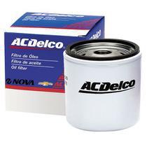Filtro De Oleo Do Motor Acdelco Corsa Novo 1.0,1.4,1.8 onix 1.0,1.4 prisma 88905845 -