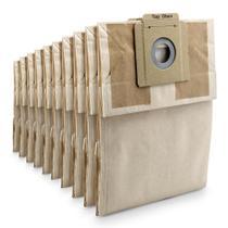 Filtro de papel 10 peças para aspirador de pó T 12/1 - Karcher