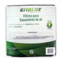 Filtro Exaustor Suggar Depurador De Ar 60x80cm Fogao 4/6boca - Emblux