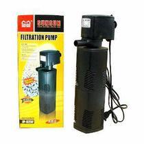 Filtro Interno C/ Bomba SunSun Jp-025f 1600 L/h 220v Aquario -