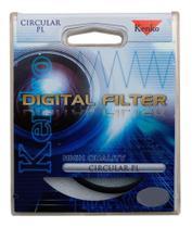 Filtro Kenko Polarizador Cpl 77mm Pl Circular -