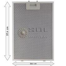 Filtro Metálico para Coifas Electrolux 60CV / 90CV / 90CIT -