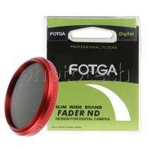 FILTRO ND VARIÁVEL 58mm FOTGA SLIM WIDE BAND FADER -