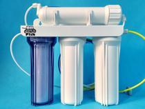 Filtro Osmose Reversa Para Consumo 190 L/Dia Água Pura - Br Fish Aquarismo