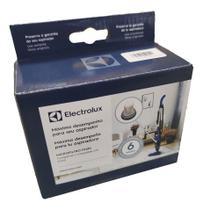 Filtro P/ Aspirador Stk10 Electrolux Lavável Original Com 2 -