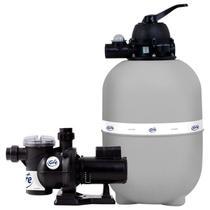 Filtro para Piscina até 19.000 Litros com Bomba 1/3 CV Bivolt GRE by Fluidra -