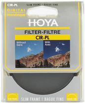 Filtro Polarizador Hoya Slim Frame 62mm -