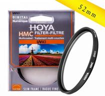 Filtro UV HMC Hoya Slim Frame 52mm -