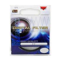 Filtro Uv Kenko 49mm Digital Filter Original Tokina Lacrado -