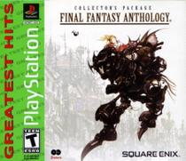 FINAL FANTASY ANTHOLOGY - Playstation - Square