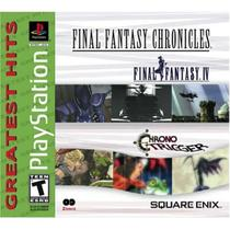 FINAL FANTASY CHRONICLES - Playstation - Square