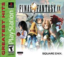 FINAL FANTASY IX - Playstation - Square
