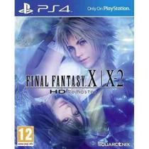 Final Fantasy X/x2 Remaster Midia Fisica - Ps4