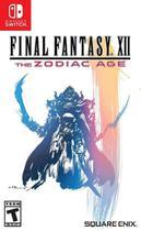 Final Fantasy XII The Zodiac Age Remastered - Switch - Square Enix