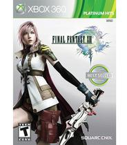 Final Fantasy XIII - Xbox 360 - Square-enix