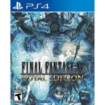 Final Fantasy Xv Royal Edition - Ps4 - Sony