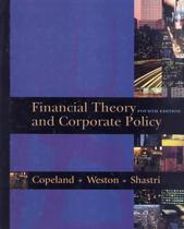 Financial theory and corporate policy - 4th ed - Phe - pearson higher education -
