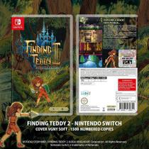 Finding Teddy 2 Definitive Edition Nintendo Switch -