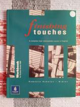 Finishing Touches - Teachers Book - Samuela Eckstut Didier - Longman