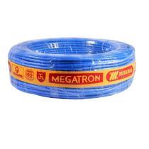 Fio Cabinho Flexível Azul Megatron 16,0 mm Rolo com 100 metros -