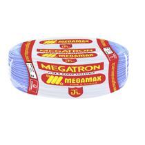 Fio Cabinho Flexível  Azul Megatron 6,0 mm Rolo com 100 metros -