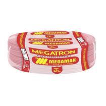 Fio Cabinho Flexível  Megatron 1,5 mm Rolo com 100 m Vermelho -