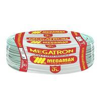 Fio Cabinho Flexível  Megatron 2,5 mm Rolo com 100 m Verde -